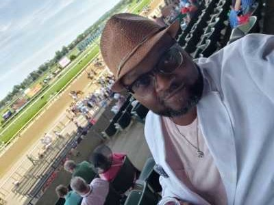 Kenneth  attended The 151st Belmont Stakes - Horse Racing on Jun 8th 2019 via VetTix
