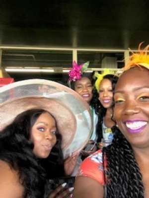 Shinita Gray-Virgil attended The 151st Belmont Stakes - Horse Racing on Jun 8th 2019 via VetTix