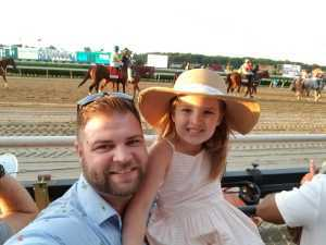 Cpl Clyde attended The 151st Belmont Stakes - Horse Racing on Jun 8th 2019 via VetTix