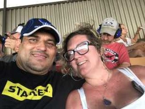 Roman attended Coca Cola 600 - Monster Energy NASCAR Cup Series on May 26th 2019 via VetTix