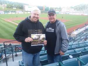 Homer attended Altoona Curve vs. Portland Sea Dogs - MiLB on Jun 13th 2019 via VetTix