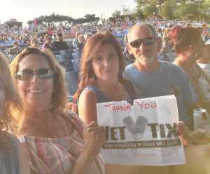 Lynn attended Luke Bryan: Sunset Repeat Tour 2019 - Country on Jun 2nd 2019 via VetTix