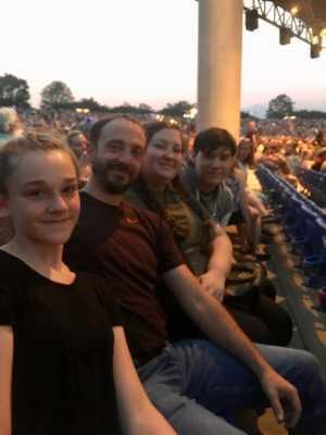 Sandra attended Luke Bryan: Sunset Repeat Tour 2019 - Country on Jun 2nd 2019 via VetTix