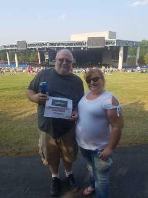 Eric attended Luke Bryan: Sunset Repeat Tour 2019 - Country on Jun 2nd 2019 via VetTix
