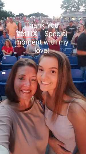 Jennifer attended Luke Bryan: Sunset Repeat Tour 2019 - Country on Jun 2nd 2019 via VetTix