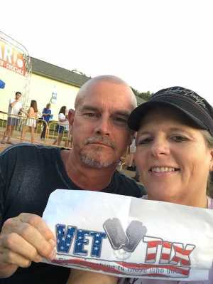 Terry attended Luke Bryan: Sunset Repeat Tour 2019 - Country on Jun 2nd 2019 via VetTix