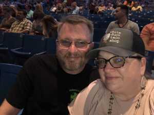 Dennis attended Luke Bryan: Sunset Repeat Tour 2019 - Country on Jun 2nd 2019 via VetTix