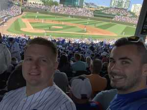 Alex attended Chicago Cubs vs. San Francisco Giants - MLB on Aug 22nd 2019 via VetTix