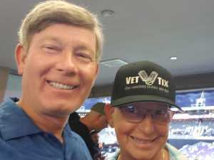 Jay attended Arizona Rattlers vs. Tucson Sugar Skulls - IFL - Suite Seating on Jun 8th 2019 via VetTix
