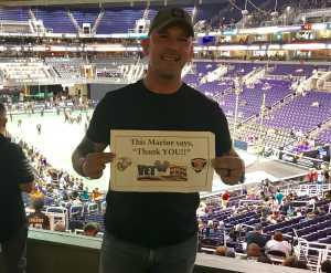 Michael attended Arizona Rattlers vs. Tucson Sugar Skulls - IFL - Suite Seating on Jun 8th 2019 via VetTix