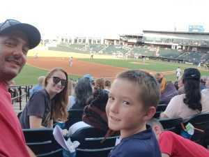 Randy attended Round Rock Express vs Omaha Storm Chasers - MiLB on Jun 30th 2019 via VetTix