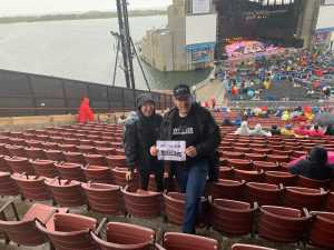 Robert attended Bob Seger and the Silver Bullet Band - Pop on May 30th 2019 via VetTix