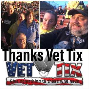 Darrell attended Bob Seger and the Silver Bullet Band - Pop on May 30th 2019 via VetTix