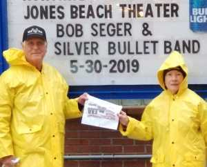 Tom Petty  attended Bob Seger and the Silver Bullet Band - Pop on May 30th 2019 via VetTix
