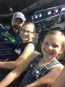 Joseph attended Arizona Diamondbacks vs. Los Angeles Dodgers - MLB on Jun 5th 2019 via VetTix