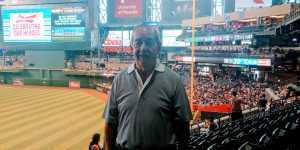 Al attended Arizona Diamondbacks vs. Los Angeles Dodgers - MLB on Jun 5th 2019 via VetTix