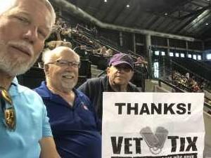 Stephen attended Arizona Diamondbacks vs. Los Angeles Dodgers - MLB on Jun 5th 2019 via VetTix