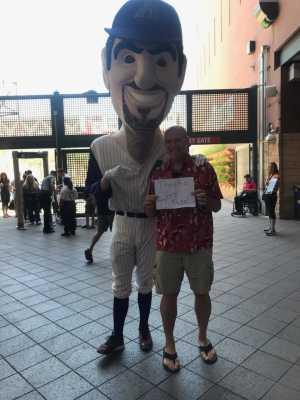 Dave attended Arizona Diamondbacks vs. Los Angeles Dodgers - MLB on Jun 5th 2019 via VetTix