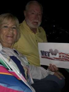 Anthony attended Trace Adkins & Clint Black- Theatre Grand Prairie on Jun 16th 2019 via VetTix