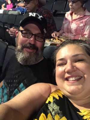 Thomas attended Trace Adkins & Clint Black- Theatre Grand Prairie on Jun 16th 2019 via VetTix