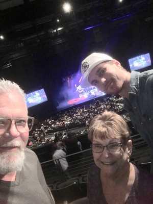 Greg attended Trace Adkins & Clint Black- Theatre Grand Prairie on Jun 16th 2019 via VetTix