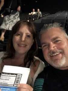 Howard  attended Trace Adkins & Clint Black- Theatre Grand Prairie on Jun 16th 2019 via VetTix