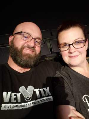William attended Trace Adkins & Clint Black- Theatre Grand Prairie on Jun 16th 2019 via VetTix
