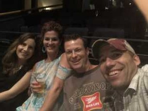 Rooster attended Trace Adkins & Clint Black- Theatre Grand Prairie on Jun 16th 2019 via VetTix