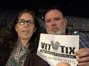 Joe attended Trace Adkins & Clint Black- Theatre Grand Prairie on Jun 16th 2019 via VetTix