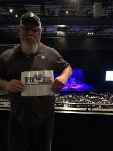 John attended Trace Adkins & Clint Black- Theatre Grand Prairie on Jun 16th 2019 via VetTix