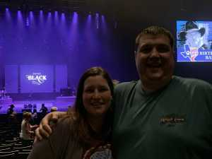Erik attended Trace Adkins & Clint Black- Theatre Grand Prairie on Jun 16th 2019 via VetTix