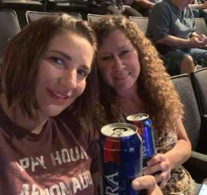 Joshua attended Trace Adkins & Clint Black- Theatre Grand Prairie on Jun 16th 2019 via VetTix