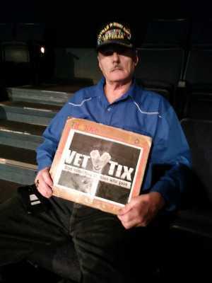 James attended Trace Adkins & Clint Black- Theatre Grand Prairie on Jun 16th 2019 via VetTix
