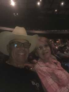 Jim attended Trace Adkins & Clint Black- Theatre Grand Prairie on Jun 16th 2019 via VetTix