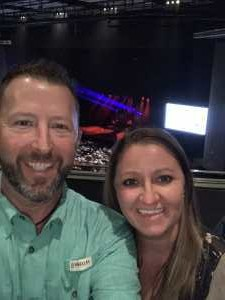 Jason attended Trace Adkins & Clint Black- Theatre Grand Prairie on Jun 16th 2019 via VetTix