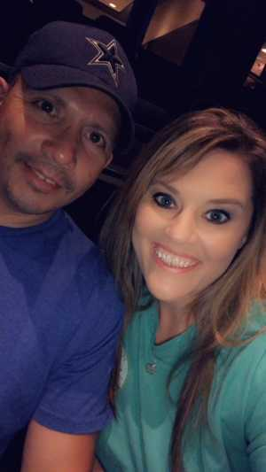 Perez Family attended Trace Adkins & Clint Black- Theatre Grand Prairie on Jun 16th 2019 via VetTix