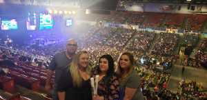 paul attended 93. 3 Summer Kick Off Tour on May 31st 2019 via VetTix