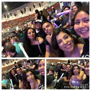 Raul attended 93. 3 Summer Kick Off Tour on May 31st 2019 via VetTix