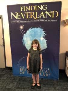 Eric attended Finding Neverland on Jun 18th 2019 via VetTix