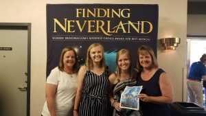 Jane attended Finding Neverland on Jun 18th 2019 via VetTix