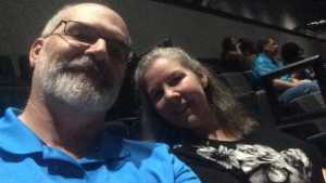 Cleve attended Finding Neverland on Jun 18th 2019 via VetTix