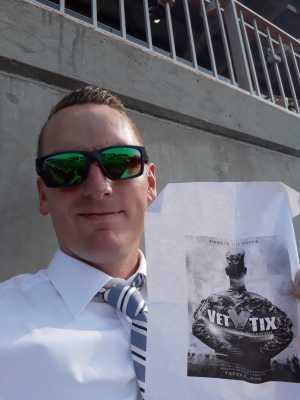 Ryan attended Washington Nationals vs. Cincinnati Reds - MLB on Aug 14th 2019 via VetTix