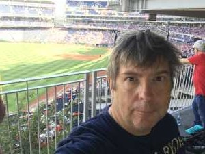 Randy attended Washington Nationals vs. Cincinnati Reds - MLB on Aug 14th 2019 via VetTix
