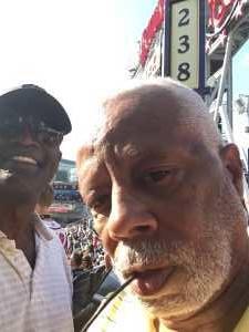 Jerry attended Washington Nationals vs. Cincinnati Reds - MLB on Aug 14th 2019 via VetTix