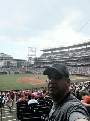 thomas attended Washington Nationals vs. Cincinnati Reds - MLB on Aug 14th 2019 via VetTix
