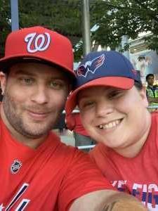 Gary attended Washington Nationals vs. Cincinnati Reds - MLB on Aug 14th 2019 via VetTix