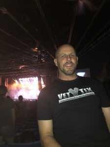 Richard attended Train/goo Goo Dolls - Pop on Jun 12th 2019 via VetTix