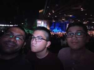 Francisco attended Train/goo Goo Dolls - Pop on Jun 12th 2019 via VetTix