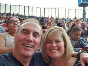 Art attended Brad Paisley Tour 2019 - Country on Jun 7th 2019 via VetTix