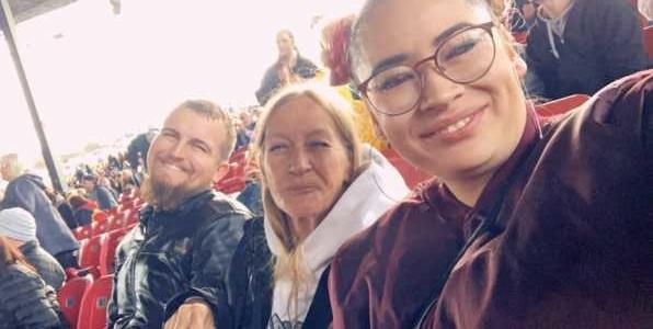 Jordan attended Train/goo Goo Dolls - Pop on Jun 7th 2019 via VetTix